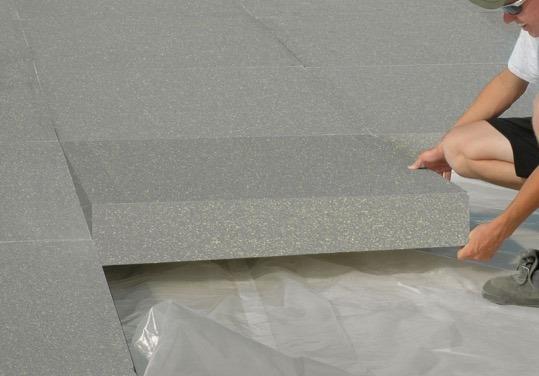 Plat dak isoleren isobouw innovatie in isolatie