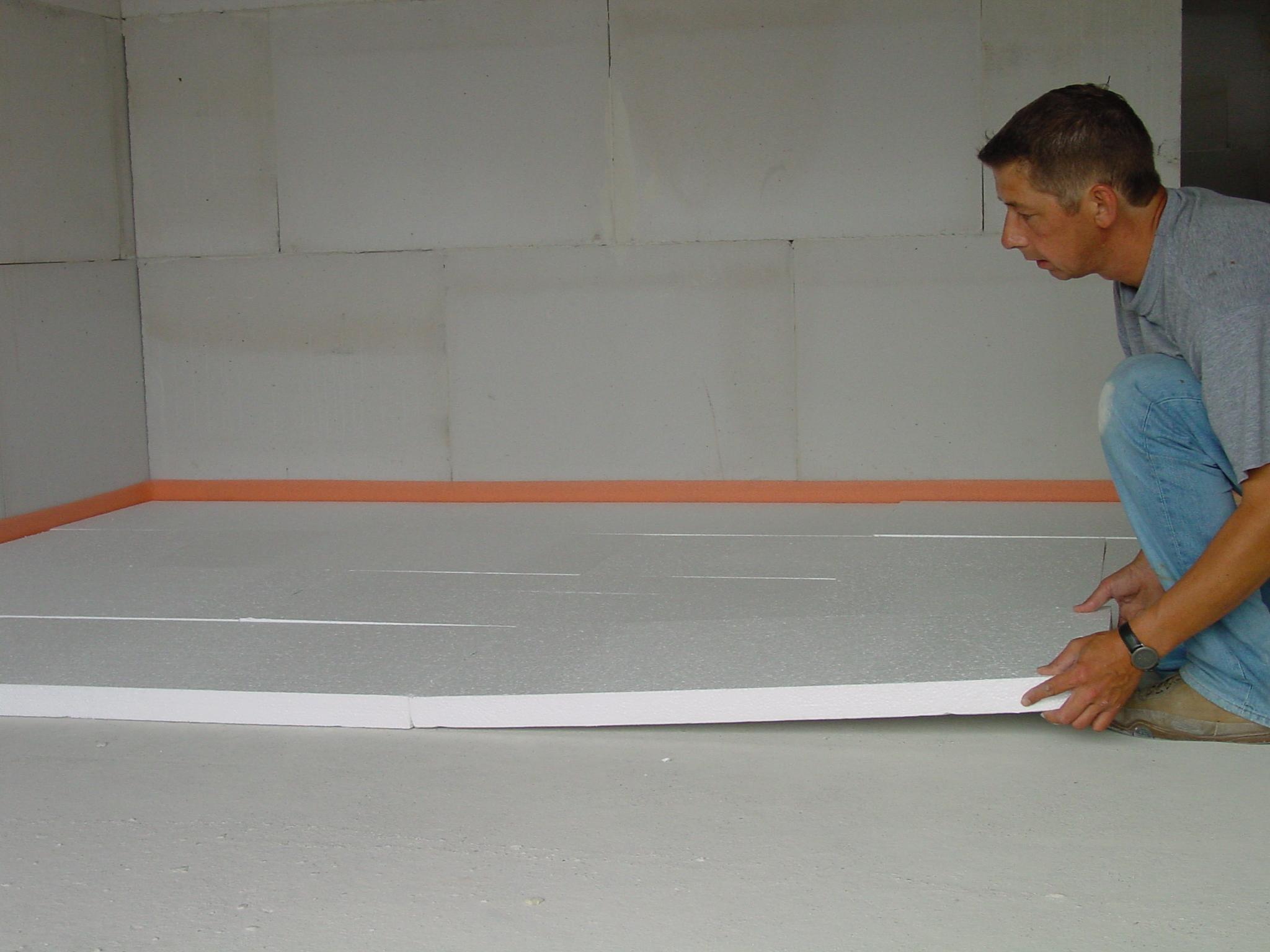 Contactgeluidsisolatie Houten Vloeren : Db vloerplaat geluidsisolatie isobouw: isolatie
